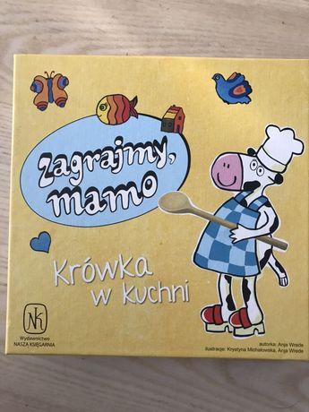 Nasza Księgarnia gra Krówka w kuchni wiek 5+