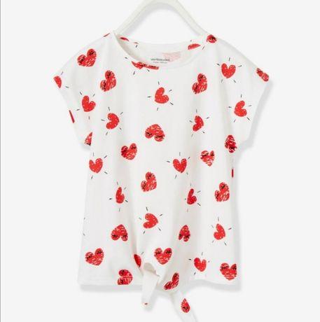 T-shirt Menina 10A NOVA