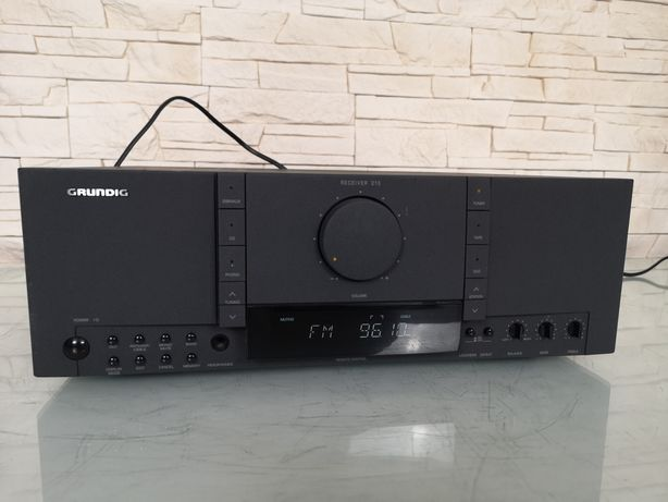 Grundig R-210 Amplituner Stereo