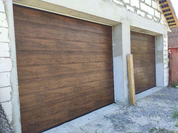 Ворота Гаражные Алютех для гаража - загородного дома до 6м