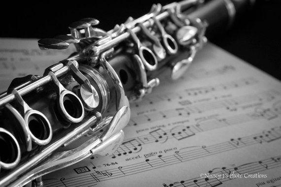 Aulas de Saxofone/Clarinete online ou presenciais