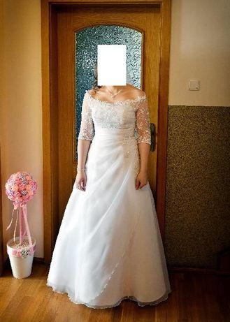 Suknia Ślubna Ladybird - model 53018 - rozmiar 42