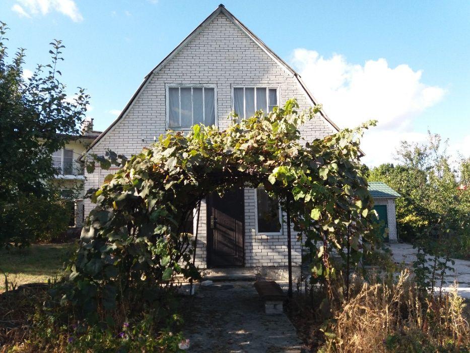 Продам частный дом с большим участком, с. Иванковичи, Киевская область