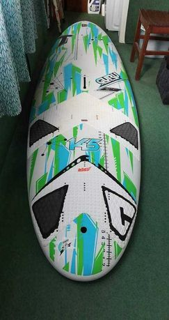 Prancha windsurf completa