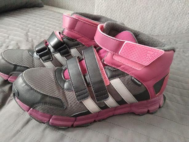 Buty Adidas climawarm zimowe lekkie ciepłe 38, 39