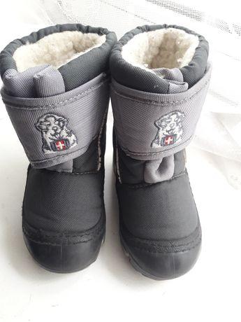 Зимние сапожки,сапоги,ботинки Demar 22-23р