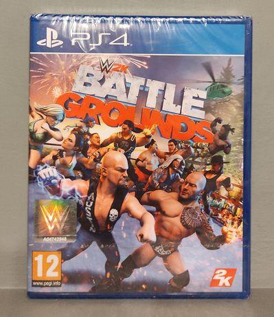 PlayStation 4! WWE 2K Battlegrounds ! PS4 - Polecam