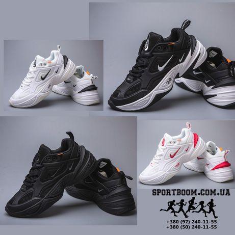 Кроссовки Nike Air Monarch M2K Tekno найк монарх мужские разные цвета