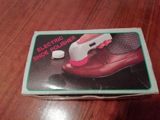 Máquina para engraxar sapatos