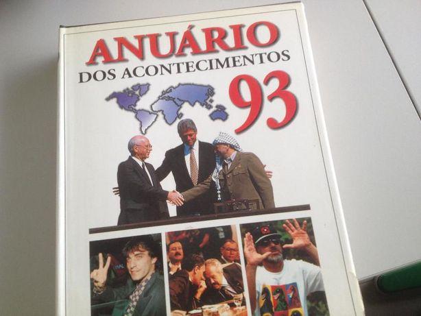 Anuário dos Acontecimentos 93
