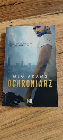 Książka Ochroniarz Meg Adams
