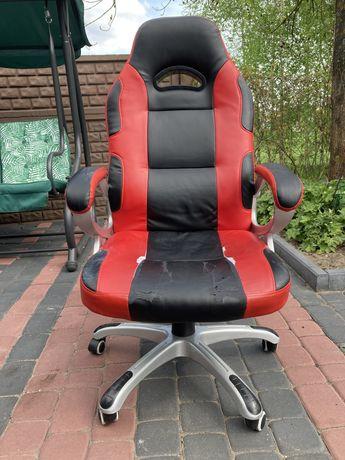 Fotel z funkcją bujania