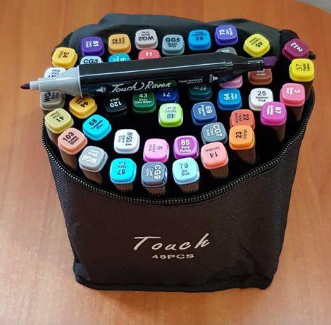 Профессиональные маркеры Touch Sketch,  для рисования