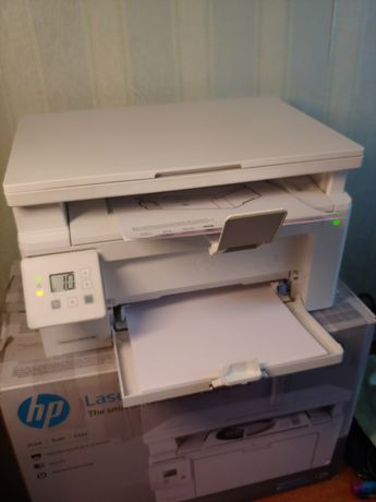 Мфу принтер сканер копир HP MFP130a