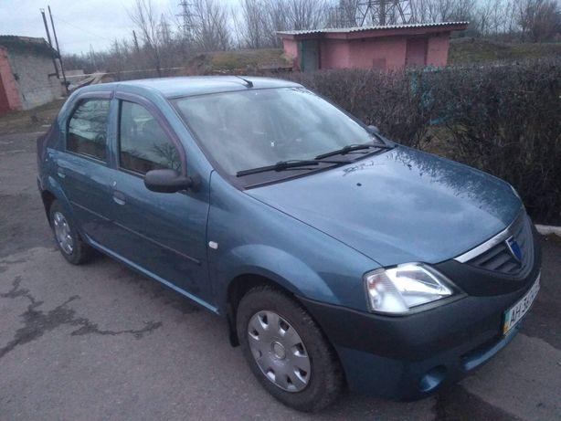 Продам Dacia Logan 2008г