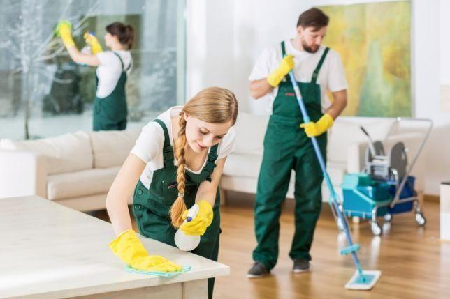 Послуги прибирання