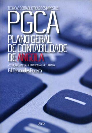 PGCA - Plano Geral De Contabilidade De Angola, 2012