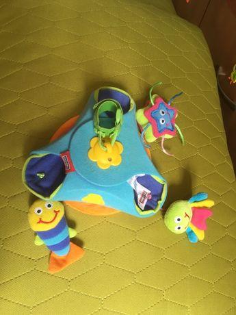 Музыкальная подвеска на коляску, кроватку, автокресло от Tiny love