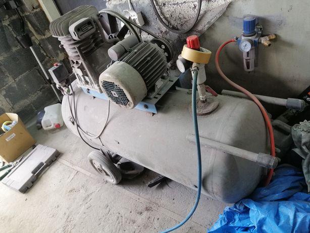 Kompresor 200 litrów 230v