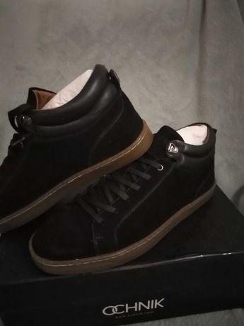 Nowe buty męskie Ochnik, roz 44