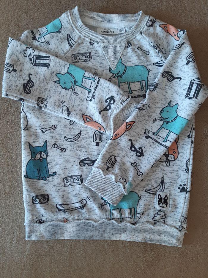 Dres bluza i spodnie kappahl 98/104 Gdańsk - image 1