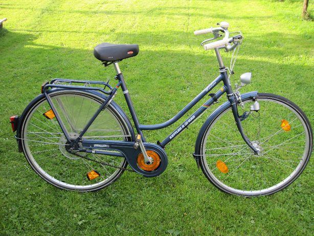 Rower damka Kettler Alu Rad Windsor retro jak nowy 100% oryginał