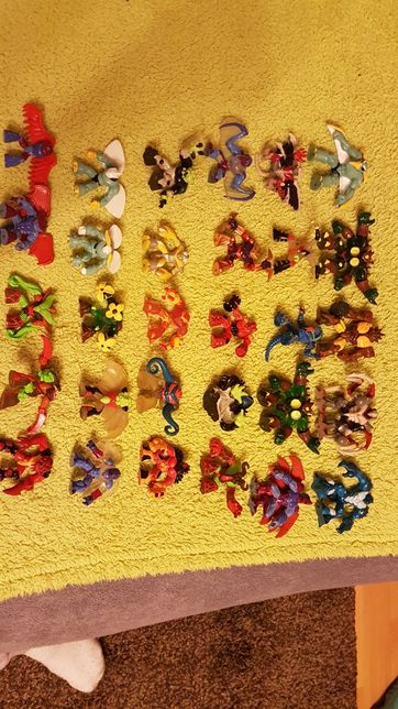 Gormiti - zestaw figurek 30 szt.