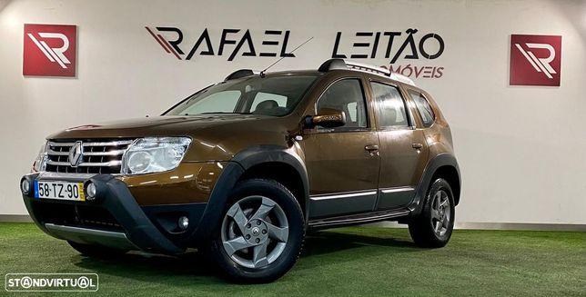 Dacia Duster 2.0 BI-Fuel
