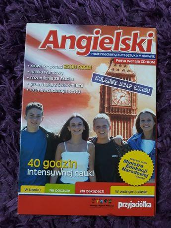 Angielski  - multimedialny kurs języka