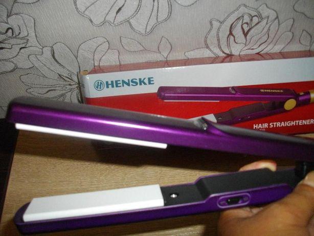 Щипцы для волос HENSKE новый
