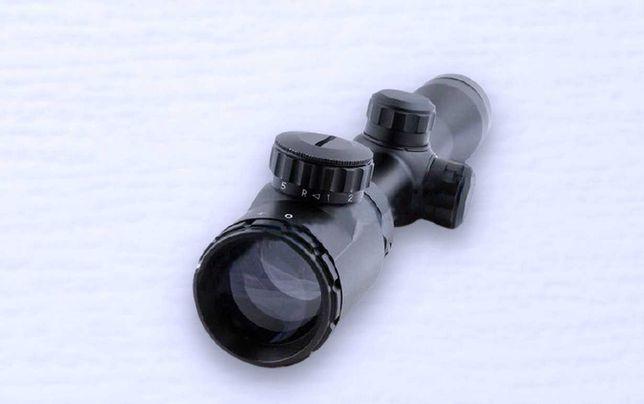 Новый оптический Прицел с подсветкой сетки Бушнел 3-9х32  / Качество
