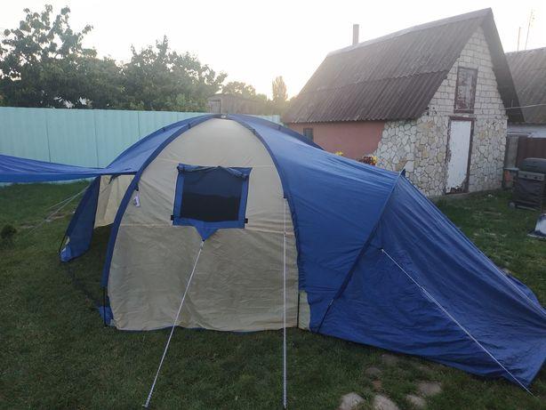 Палатка для кемпинга на 6 человек Германия