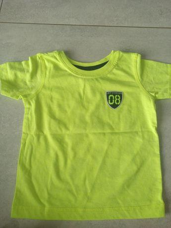 Koszulka neonowa Takko Fashion