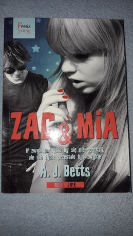 ",,ZAC & MIA"" A.J. Betts"