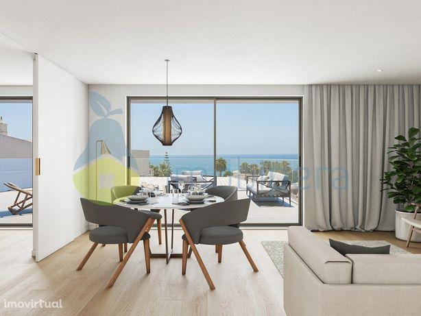Excelentes apartamentos Novos com vista mar e a 350 metro...