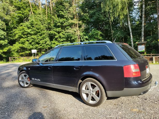 Audi A6 C5 2.8 + gaz