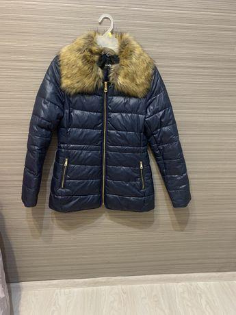 Куртка пуховик oodji