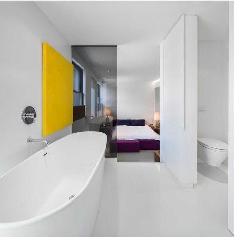 Полимерные наливные полы для квартир и домов