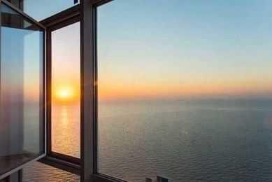 1к квартира с террасой у моря. Французский бульвар