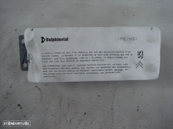 Airbag Passageiro Citroen C5 Ii Break (Re_)