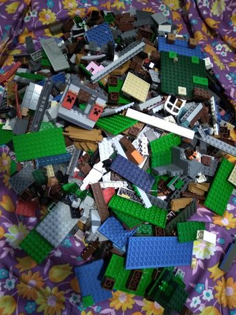 Лего конструктор Майнкрафт