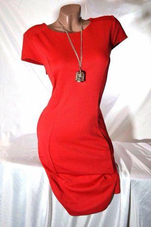 Красивое фирменное платье 44 размера