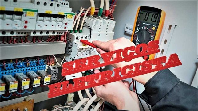 SERVIÇOS ELETRICISTA reparação e manutenção de sistema elétrico LISBOA