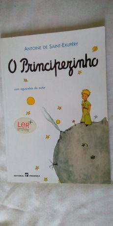 Livro O Principezinho 4€