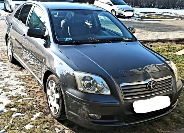 Toyota Avensis T25 2005