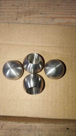 Zaślepka, kula do balustrady ze stali nierdzewnej, wklejana 12 mm