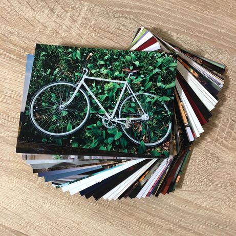 31 шт Поштові листівки для посткросингу. Почтовые открытки