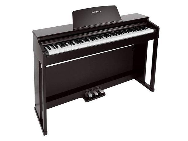 Medeli DP280K RW pianino cyfrowe DP-280-K klawiatura młoteczkowa wymyk