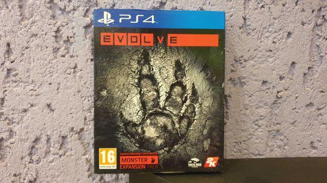Evolve + DLC / PS4 / Monster Expansion Pack