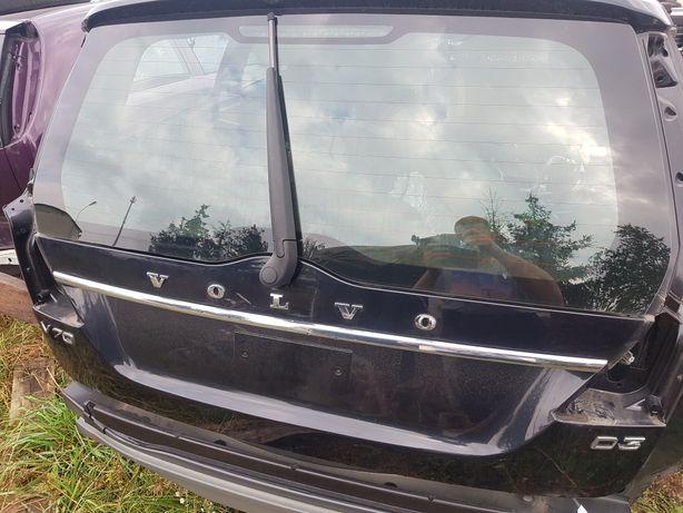 Klapa tył Volvo V70 D3 czarna